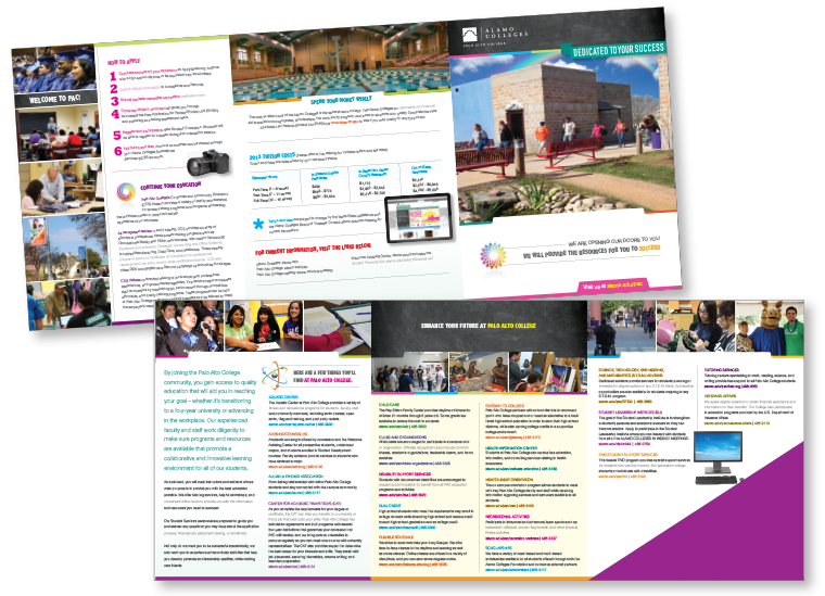 Palo Alto College Recruitment Brochure